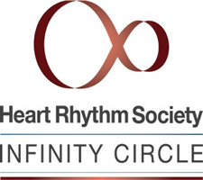 Heart Rhythm Society Infinity Circle