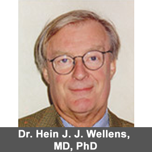 Dr. Hein J. J. Wellens, MD, PhD