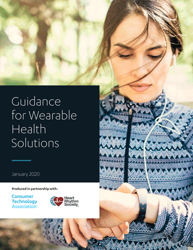 Guidance for Wearable Health Solutions