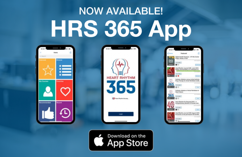 Heart Rhythm 365 Learning Platform & App
