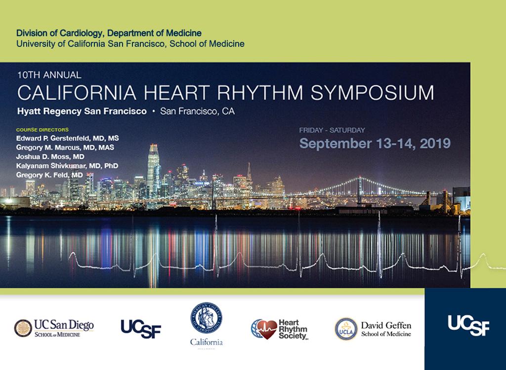 10th Annual California Heart Rhythm Symposium | Heart Rhythm